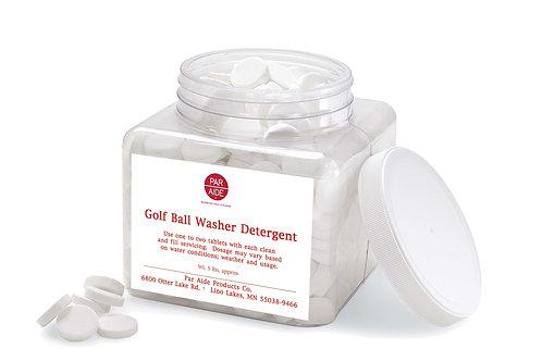 Golf Ball Washer Detergent Tablet