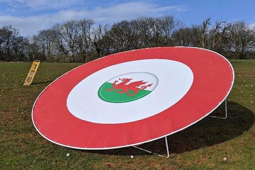Circular Golf Target