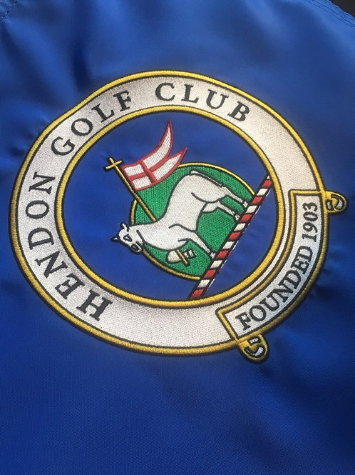 Embroidered Golf Course Flags