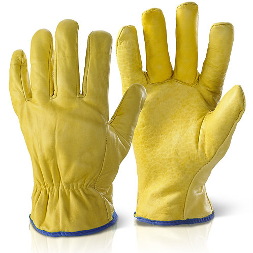 General Leather Drivers Glove
