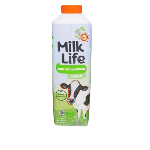 MILK LIFE (Susu Sapi - Lactose Free)