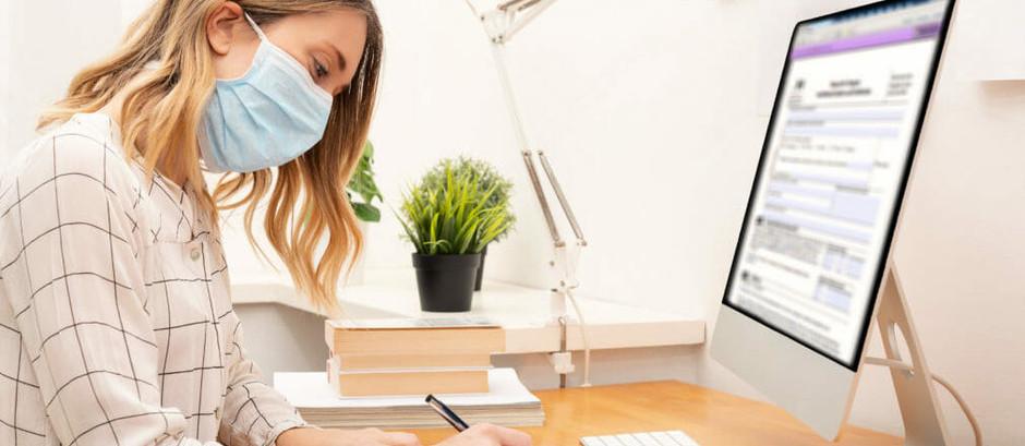 Varnostna tveganja, ki so prisotna pri delu od doma