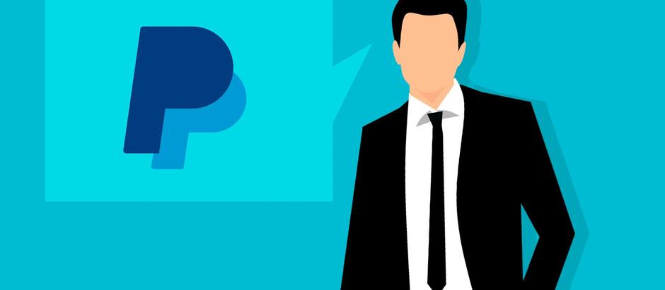 Prijava PayPal računa in prilivov na njem