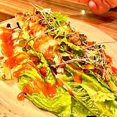 Taquito Salad (GF) (V) (VGO)