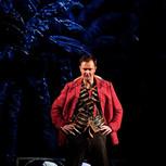 Monostatos in Magic Flute, Tampere Opera 2011