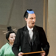 L'Imperial Comissario in Madama Butterfly, Tampere Opera 2012