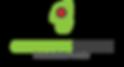 logo haut - vert et rouge - pour signatu