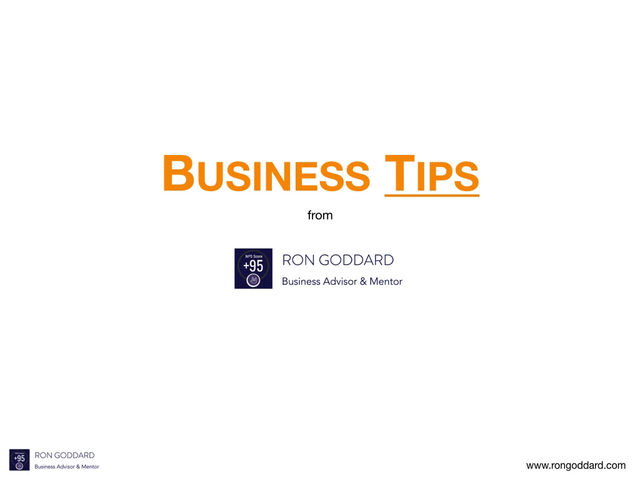 #BusinessTips: Increase value, Increase Velocity, Increase Profit.. Are you making the same mistake?