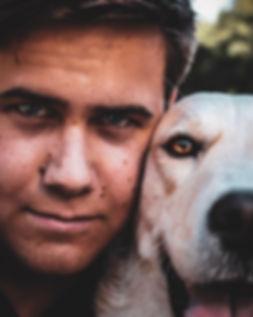A dog is a mans best friend .._._._._.jp