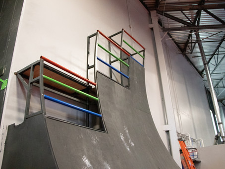 Obstacle Highlight: The Warped Wall