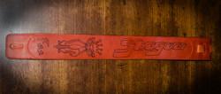 Custom Band Strap - Orange