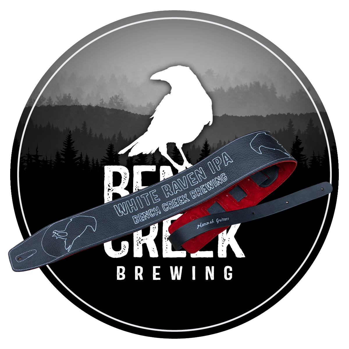 Bench Creek Logo and Strap3