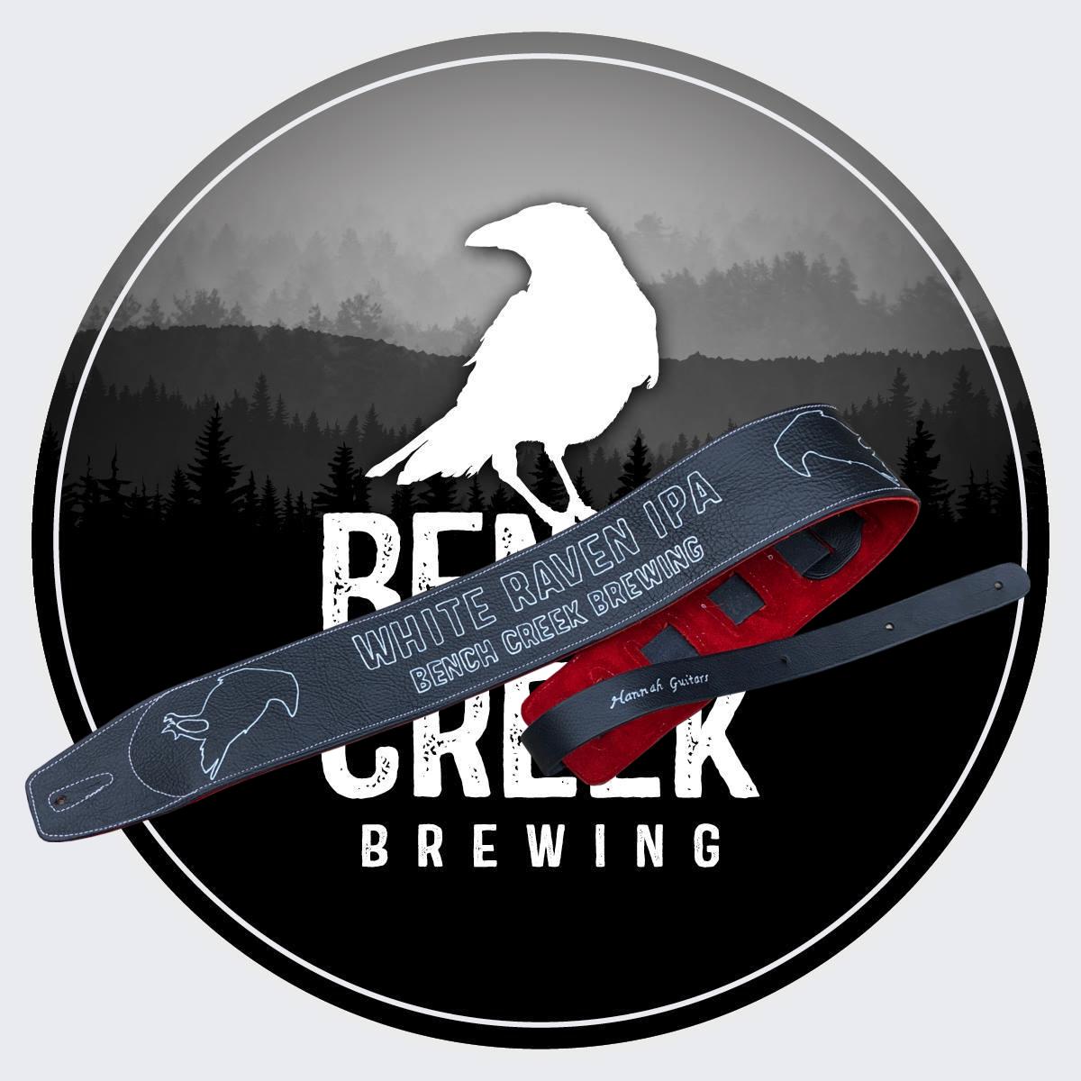 Bench Creek Logo and Strap3