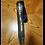 Thumbnail: Custom Leather Guitar Strap -Metallic Rainbow Centipede