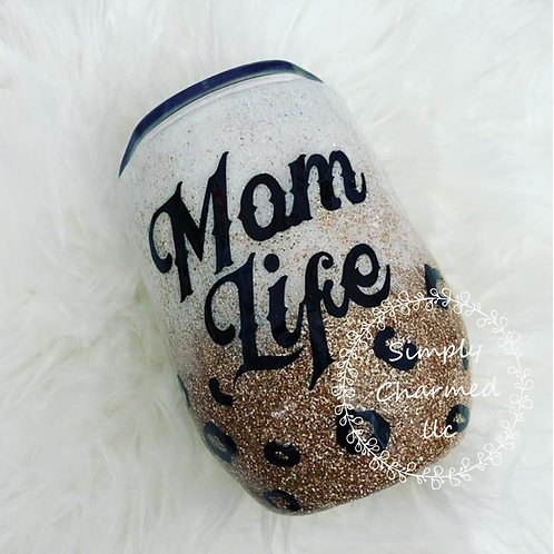 MOM LIFE TUMBLER