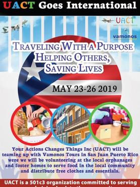 UACT Goes International: Moor Life Travel Group to Puerto Rico