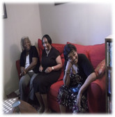 Mother Scott, First Lady McGrady and Sister Vandiver