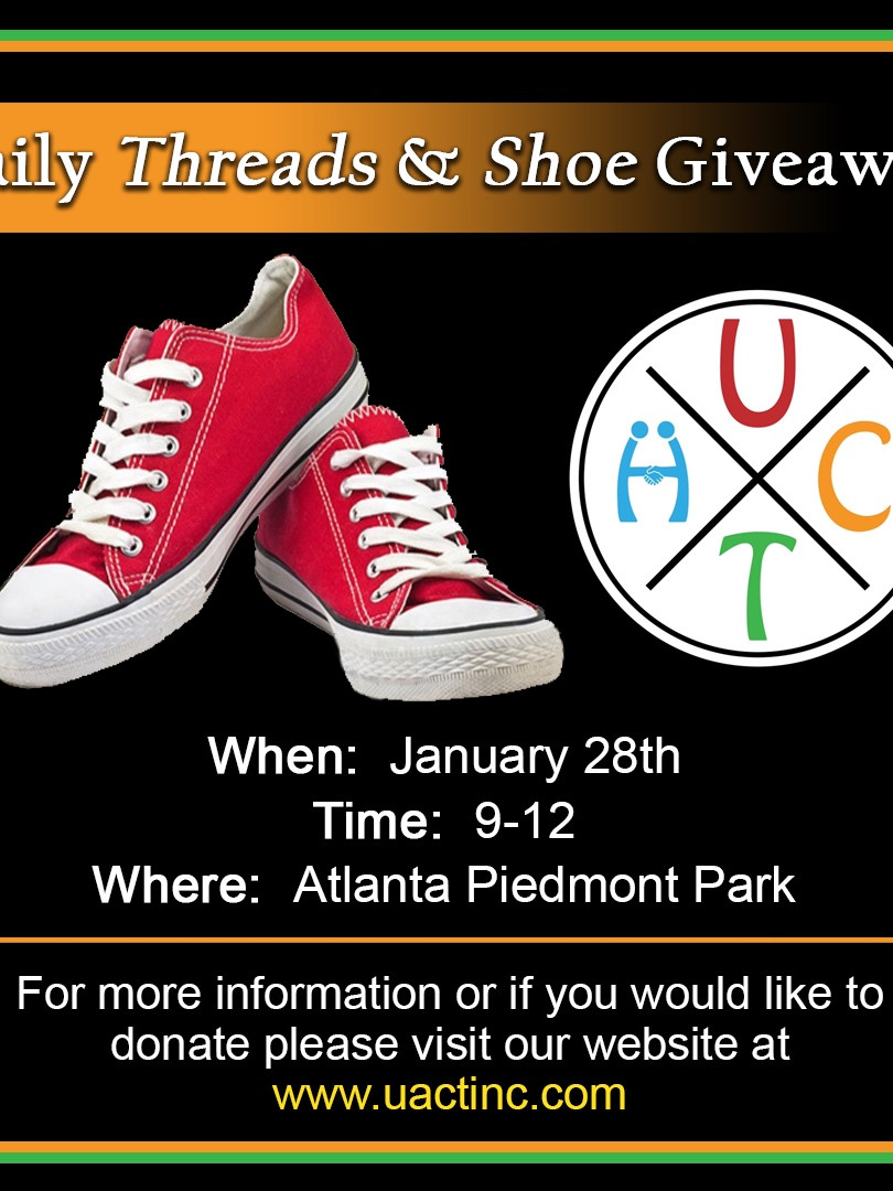 Daily Threads and Shoe Giveaway