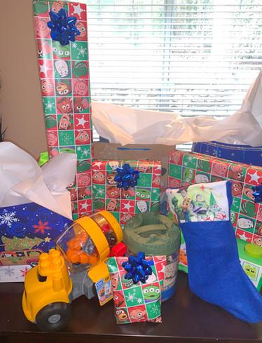 Christmas Gift Sponsorship