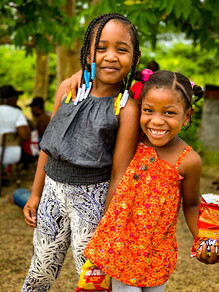 Some cute, smiling faces spotted in San Juan, puerto, Rico.