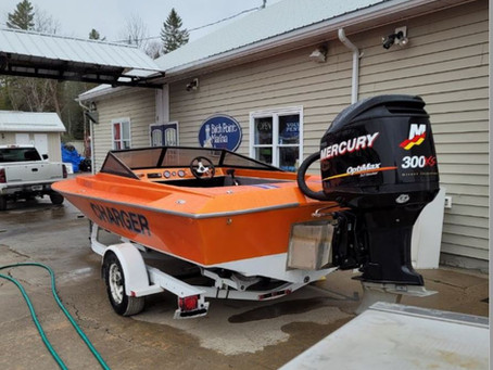 OPP LOOKING FOR ASSISTANCE IN LOCATING A STOLEN BOAT AND TRAILER