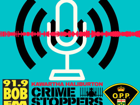 Crime Stoppers Interview 91.9 BOB FM