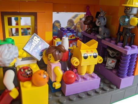 Virtual BRICKAWESOME!!! LEGO Fan Club Event