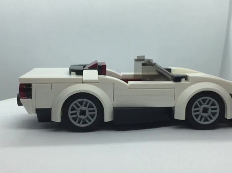 LEGO Ideas Project