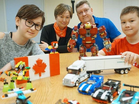 BRICKAWESOME!!! in the News!