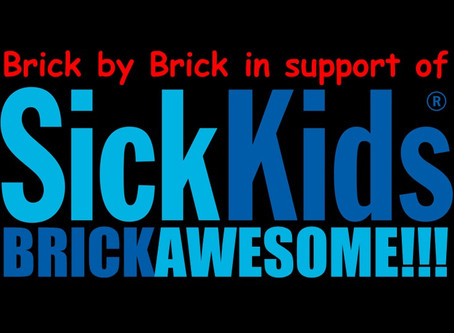 Announcing Sick Kids & The Brick