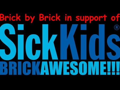 Announcing Sick Kids & The Brick