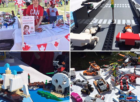 Canada Day in Richmond Hill - 2019
