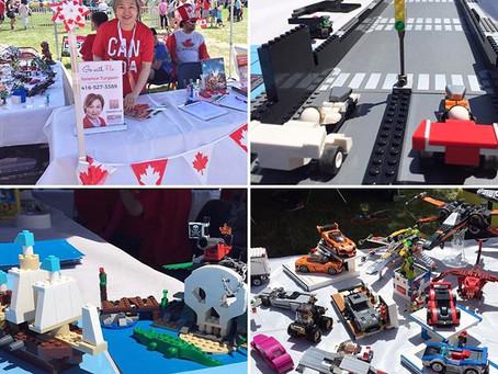 Canada Day in Richmond Hill - 2019
