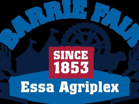Barrie Fair - August 24th 2019