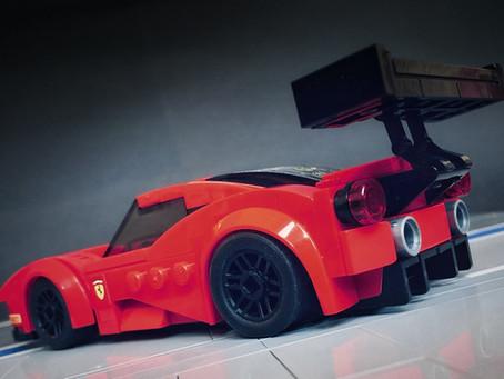 The BRICKAWESOME!!! - LEGO Car Designer Awards