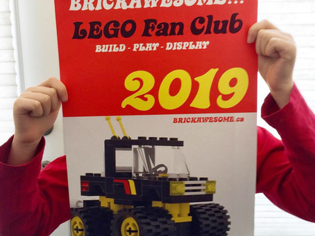 Collectible BRICKAWESOME!!! Posters are here!