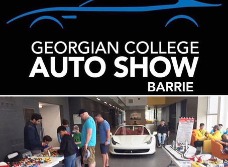 Georgian College Auto Show - 2019