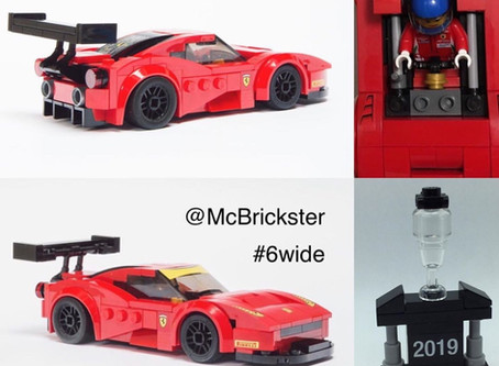 Winners of the 2019 International LEGO Car Designer Awards