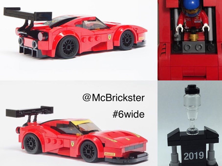 Winners of the 2019 International LEGO Car Designer Awards
