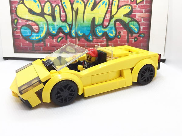 2018 Best in Show - Jerry Builds Bricks.