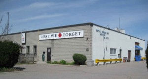 The Royal Canadian Legion, Branch 375.jp