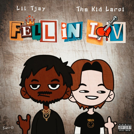 Fell In Luv (feat. Lil Tjay)