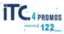 122 years Horizontal Logo with celebrati