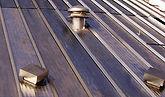 ventilation haute en toiture silo / cellule