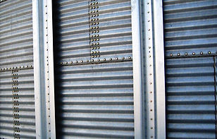 renforts silos /cellules de stockage grain