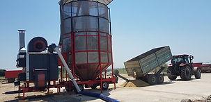 séchoir biomasse juillet 2020