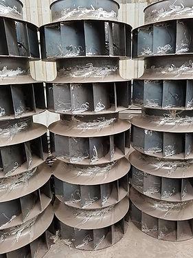 turbine ventilation séchoirs mobiles Agrazone