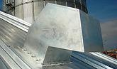 aération en toiture silo / cellule