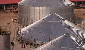 silos  / cellules grains Agrazone
