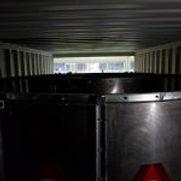 séchoir mobile  Agrazone en containeur maritime